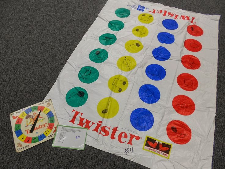 In My Music Class: Music Twister