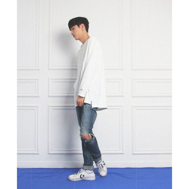 [2TO4]LAYERED LONG T-SHIRT WHITE