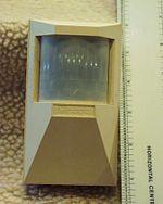 Passive infrared sensor - Wikipedia, the free encyclopedia