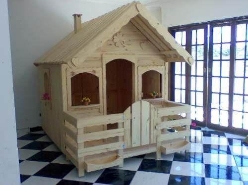 como fazer casinha de madeira - Pesquisa Google