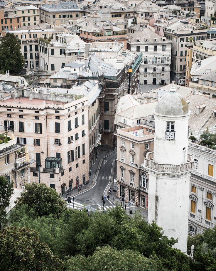 City Guide: Two Days In Genoa — BADLANDS