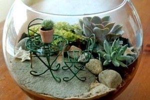 Cómo hacer un terrario y cuidados esenciales