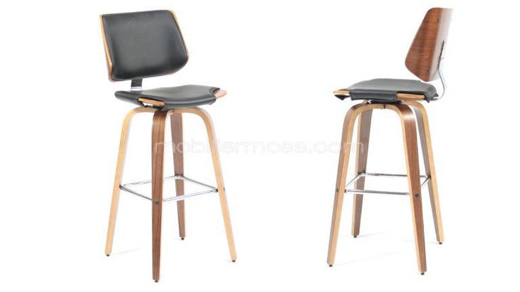 1000 ideas about tabouret de bar bois on pinterest bar stools tabouret de - Tabouret de bar quatre pieds ...