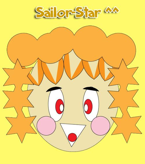 Sailor-star. cause, Sailormoon it's too mainstream. lol