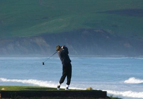 #Golf en Oyambre #Cantabria #Spain #Travel #Sport
