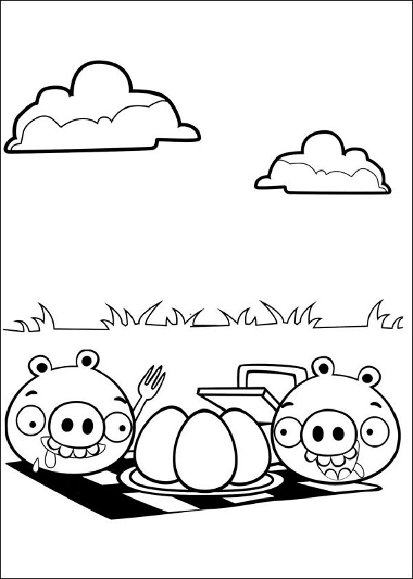 68 Angry Birds Printable Coloring Pages For Kids Find On Book Thousands Of