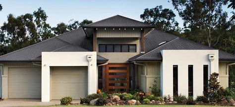 """Basalt"" roof example with ""Surfmist"" Render"