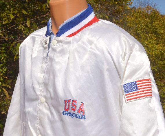 31 best Vintage Satin Baseball Jackets images on Pinterest ...