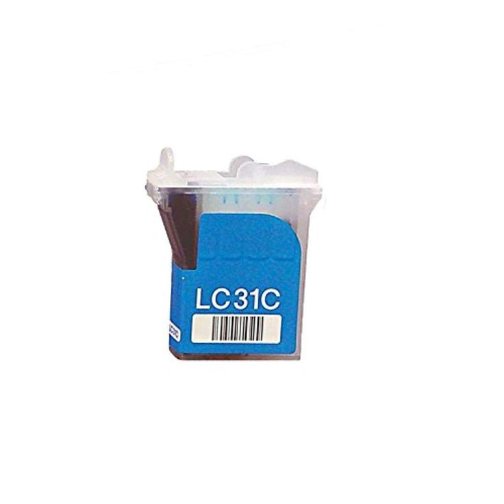1 PK LC31C Ink Cartridge No-OEM Compatible for Brother MFC3220C, MFC-3320CN - Brought to you by Avarsha.com