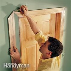 The Best Carpentry Tips and Advice straight from professional carpenters & Family Handyman. Definitely worth reading before you start your next woodworking project!