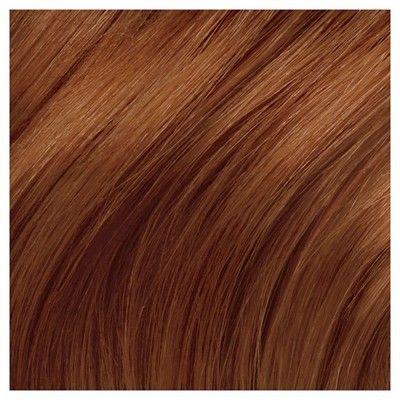 Clairol Natural Instincts Non-Permanent Hair Color - 7GR/15RG Golden Sienna Light Golden Red - 1 Kit, 15rg Light Golden Red