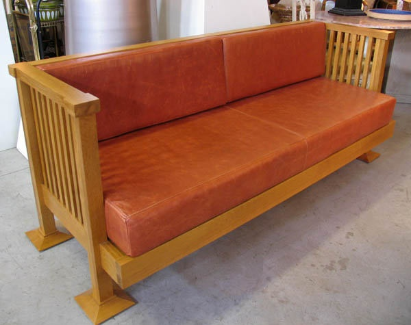 77 Best Furniture Frank Lloyd Wright Images On Pinterest