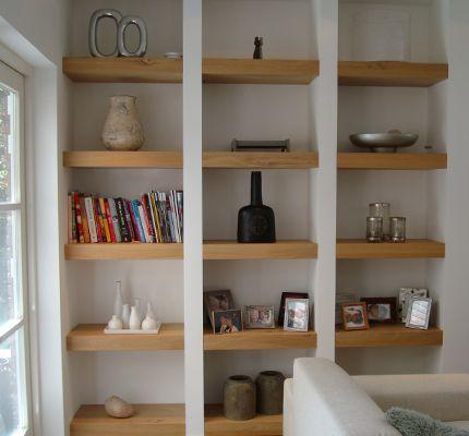 ingebouwde boekenkasten - Google zoeken