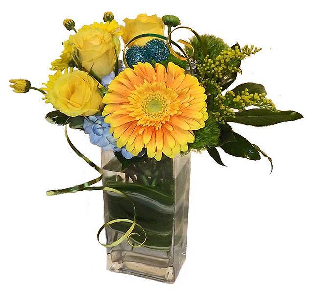 Cheerful Flowers - Blumz by JRDesigns in metro Detroit by Flower Factor, via Flickr