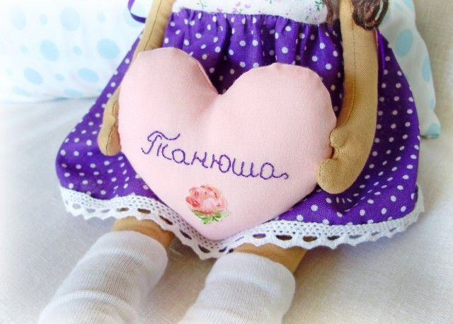 Куколка handmade by Ternova Nata