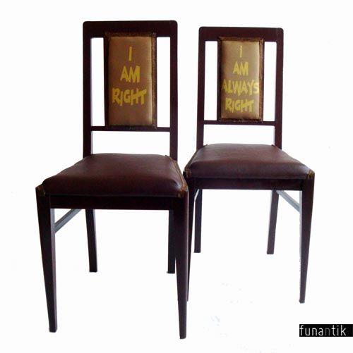 Impartial Secese Dvojice secesních židlí, které Vás rozsoudí při jakékoliv při :-). Každý kus je originál, jedná se o autorský redesign secesních, více jak stoletých židlí. Židle jsou lehké, vhodné pro každodenní používání. Kvalitní koženka na sedácích Vám usnadní údržbu a můžete je tak mít klidně i vkuchyni. Vhodné třeba i jako svatební dar. Dřevěná ...