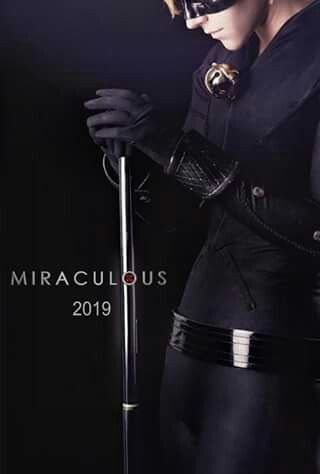 Nice cosplay, but I highly doubt that's a promotional pic for a live-action Miraculous movie :P I'm not even sure if that's even a confirmed thing yet.