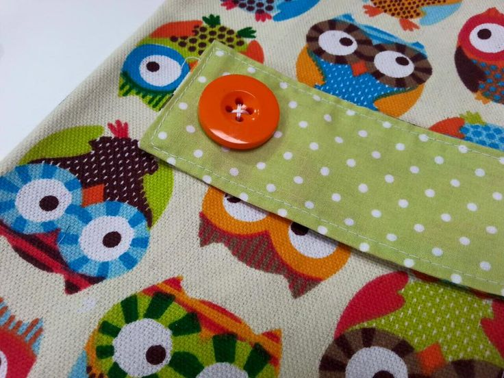 Owls Diaper Pouch by Bilbuli