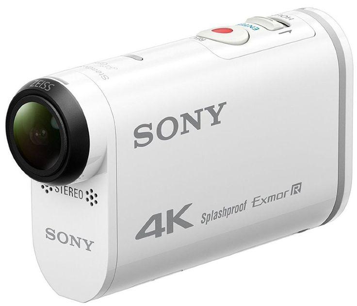 Die beste Action-Cam: Sony FDR-X1000