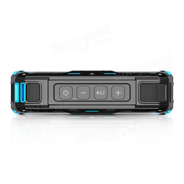 BlitzWolf® BW-F3 IPX5 Water Resistant 2*5W Outdooors Sport Bluetooth Speaker Sale - Banggood.com