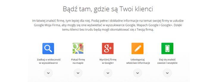 Jak i po co korzysta? z Google Moja Firma