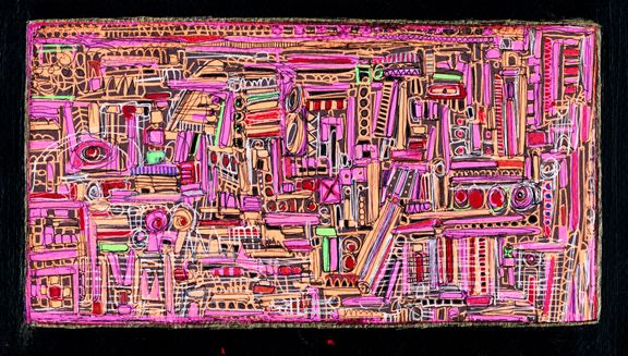 """""""Pink and Yellow Factory Circuit"""""""