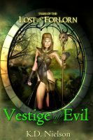 Vestige of Evil, an ebook by KD Nielson at Smashwords