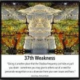 37 Weakness, Shadow
