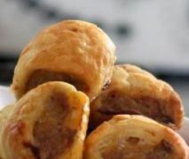Healthy Sausage Rolls