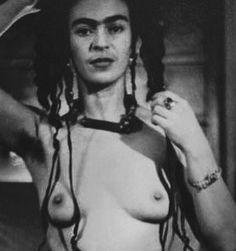 artista frida kahlo.