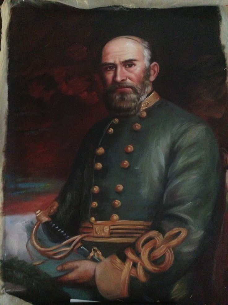 Confederate General Jubal Anderson Early