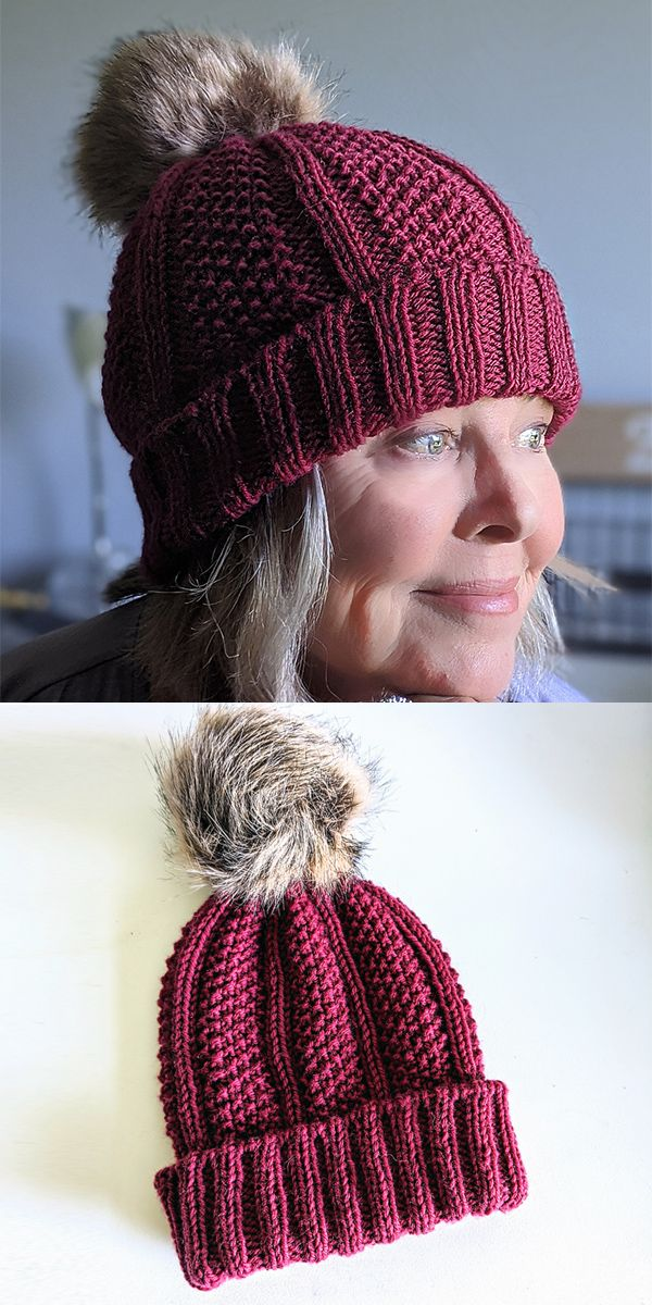 Movie Hat Knitting Patterns In The Loop Knitting Beanie Knitting Patterns Free Hat Knitting Patterns Knitting Patterns Free Hats