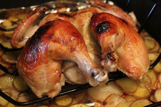 America S Test Kitchen Spatchcock Chicken