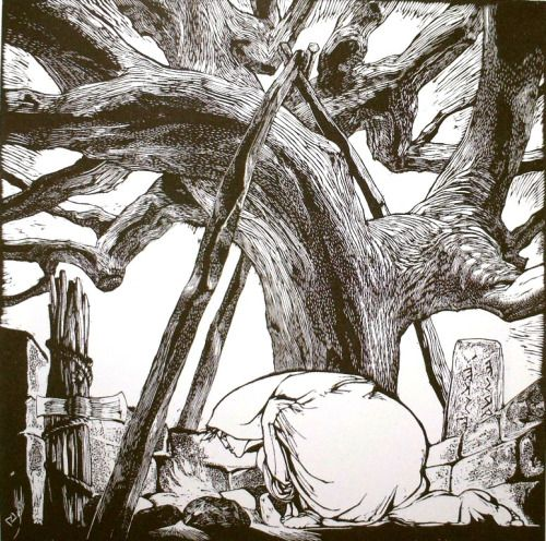 Duilio Cambellotti, Vesta, 1930