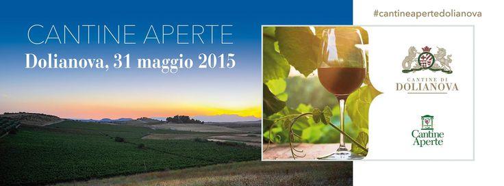 Cantine Aperte a Dolianova. Domenica 31 Maggio - Vini di Sardegna e Cantine - Le Strade del Vino