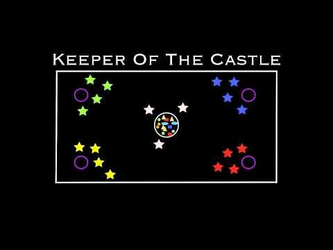 Physed Games - Keeper of the Castle - YouTube