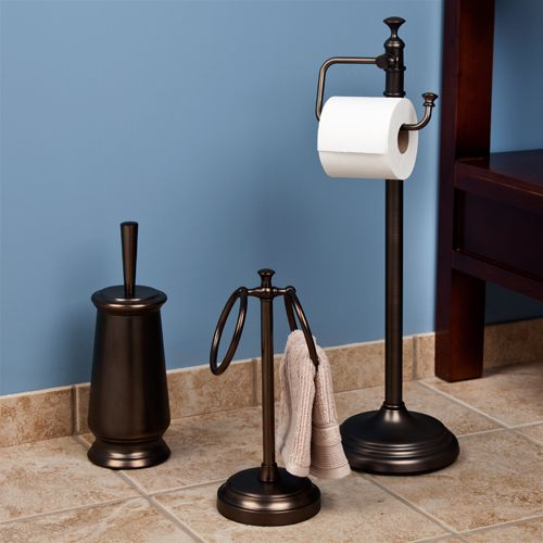 Mercer bathroom set with hand towel bar hand towel - Bathroom towel holders accessories ...