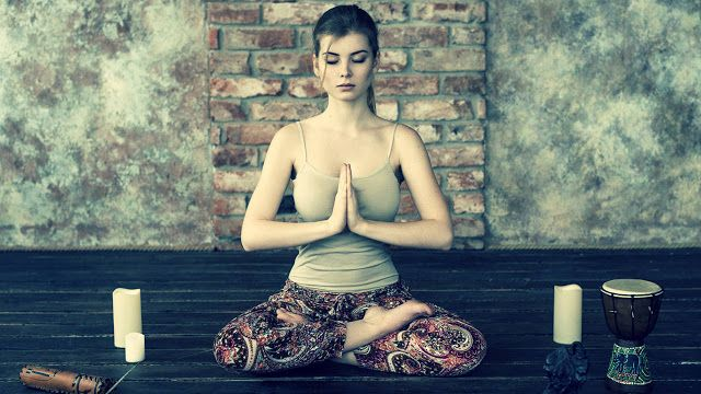 How to treating major depressive disorder? People with depression advised to participate in yoga exercises and breathing classes.