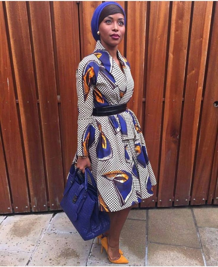 Ankara Styles: They Are Trendsetting And Unique - Wedding Digest Naija