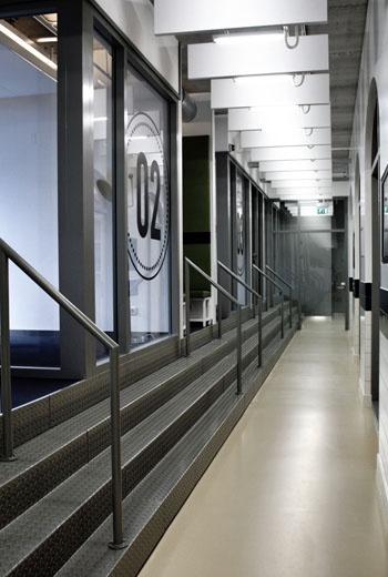 AbrahamsCrielaers - Regus | NS station2station