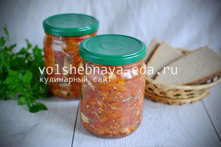 """""""Тот самый"""" рецепт кильки в кисло-сладком соусе."""