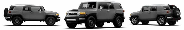 Toyota FJ Cruiser 2014 | Off-Road 4WD SUV