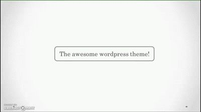 cool WP7in1 Theme - For 7 Different Types of Website
