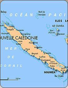 Nouvelle- Calédonie