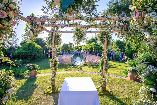 Destination wedding in Corfu  Katie & Roubesh - Love4Wed