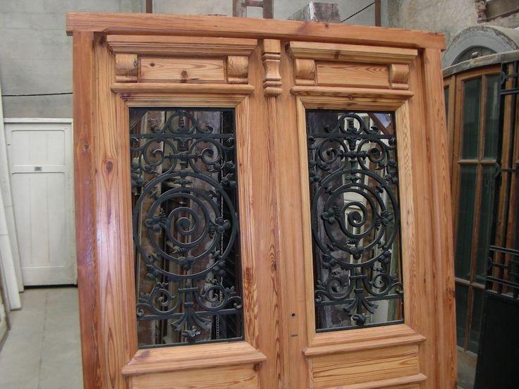 fotos de puertas de madera para exterior buscar con google