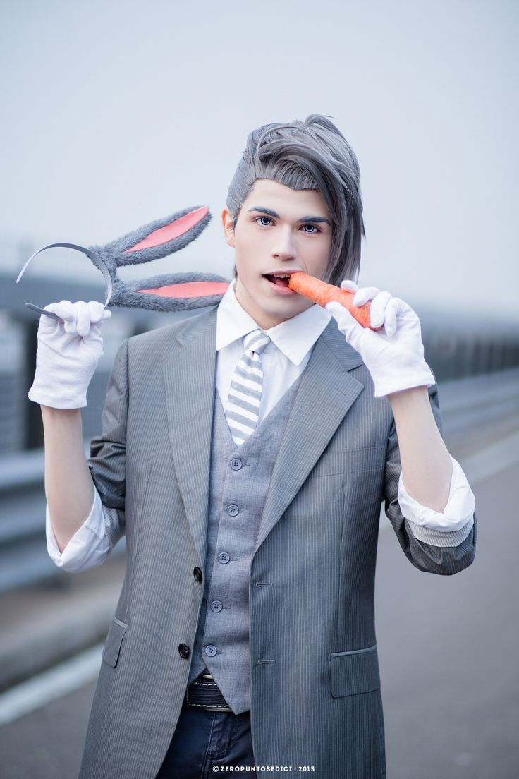 Bugs Bunny Cosplay (Sakimichan Design) -What's Up? by DakunCosplay.deviantart.com on @DeviantArt