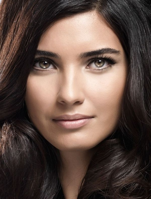 Turkish actress Tuba Büyüküstün