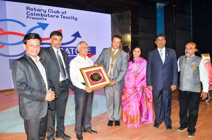 Rotary Club of Coimbatore Texcity successfully organized
