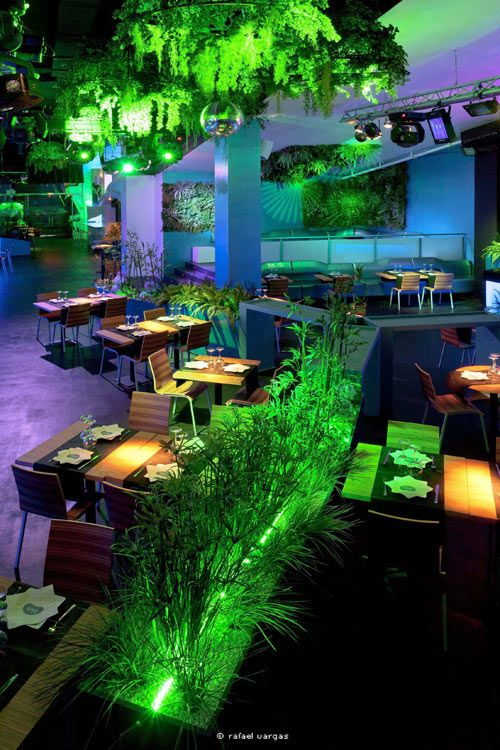 Blub Lounge Club In Spain By Elia Felices Interiorismo
